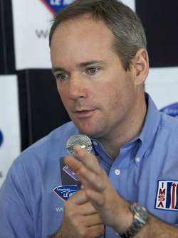 American Le Mans Series press conference: American Le Mans Series Chief Operating Officer Tim Mayer