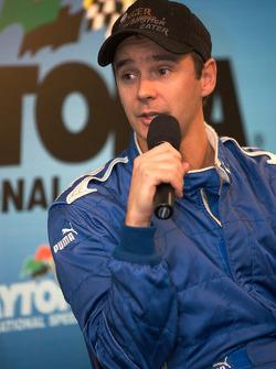 Victory Junction-Orbit Racing press conference: Darren Manning
