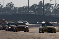 #96 Turner Motorsport BMW M3 Coupe: Bill Auberlen, Matthew Bell leads the field
