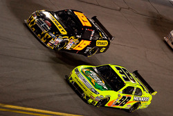 Paul Menard and Elliott Sadler