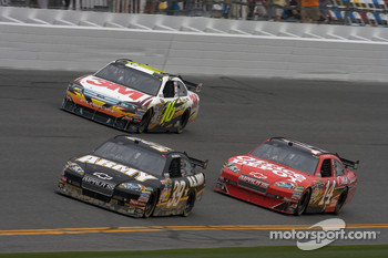 Ryan Newman, Stewart-Haas Racing Chevrolet, Tony Stewart, Stewart-Haas Racing Chevrolet, Greg Biffle, Roush Fenway Racing Ford