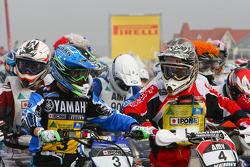 #4 Mc Pecqencourt Honda 450 4T: Jean-Claude Mousse