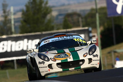 #10 Lotus Cars Australia, Lotus Exige: Mark O'Connor, Richard Buttrose, Simon Hogg