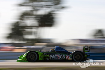 #9 Patron Highcroft Racing Acura ARX-02a Acura: David Brabham, Scott Sharp, Dario Franchitti
