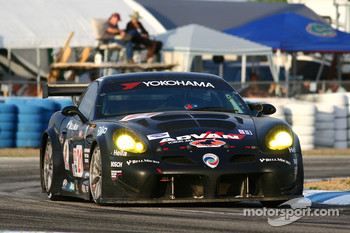 #21 Panoz Team PTG Panoz Esperante GTLM: Dominik Farnbacher, Ian James
