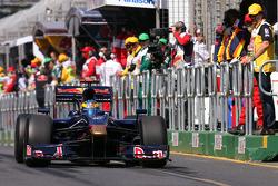 Sébastien Bourdais, Scuderia Toro Rosso, STR4, STR04