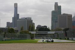 Rubens Barrichello, Brawn GP, BGP001, BGP 001