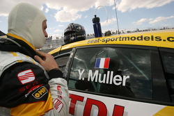 Yvan Muller, Seat Sport