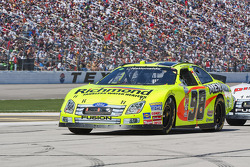 Paul Menard heads to track