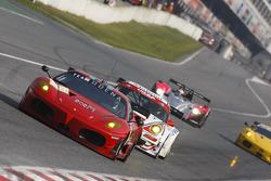 #84 Team Modena Ferrari F430 GT: Antonio Garcia, Leo Mansell