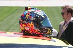 Elliott Sadler's helmet