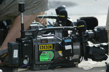 BBC TV Camera