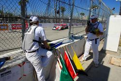 Trackside ambiance: Hideki Mutoh, Andretti Green Racing