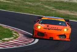 #81 Daishin Advan Ferrari: Takayuki Aoki, Tomonobu Fujii