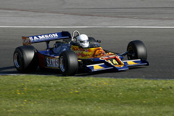 #14 Michel Baudoin (F) Shadow DN9, Ecurie Griffiths (formerly driven by Jan Lammers, 1978)
