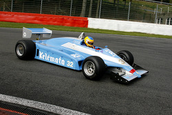 #32 Terry Sayles (GB) Osella FA1-D, JRT Belgium (formerly driven by Jean-Pierre Jarier, 1982)
