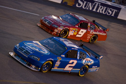 Kurt Busch, Penske Racing Dodge, Kasey Kahne, Richard Petty Motorsports Dodge