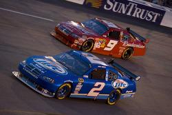 Kurt Busch, Penske Racing Dodge, Kasey Kahne, Richard Petty Motorsports Dodge