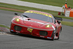 #77 BMS Scuderia Italia Ferrari 430 GT2: Matteo Malucelli, Paolo Ruberti