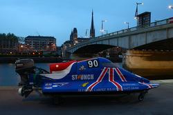 #90 class 1 SCW Racing Team: John Master, Hamer Swen, Tim Lewis, Samuel Mainot