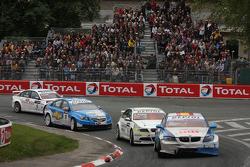 Felix Porteiro, Scuderia Proteam Motorsport, BMW 320si