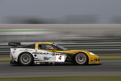 #4 PK Carsport Corvette C6R: Mike Hezemans, Anthony Kumpen