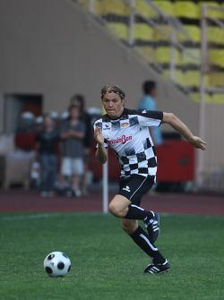 Star Team vs Nazionale Piloti, Charity Football Match, Monaco, Stade Louis II: Nico Rosberg, Williams F1 Team