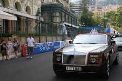 Rolls Royce from Dubai
