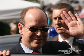 His Serene Highness Prince Albert of Monaco