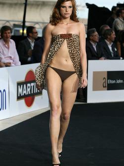 Model, Fashion show
