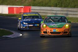 #34 Team DMV e.V. Porsche 997 GT3: André Krumbach, Ivan Jacoma, Harald Schlotter, Holger Fuchs