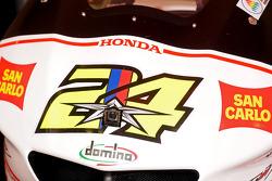 Toni Elias' bike
