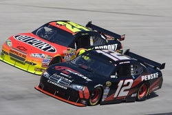 David Stremme and Jeff Gordon