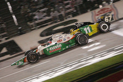 Tony Kanaan, Andretti Green Racing and Sarah Fisher, Sarah Fisher Racing