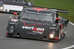 #12 Penske Racing Porsche Riley: Timo Bernhard, Romain Dumas