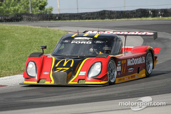 #77 Doran Racing Ford Dallara: Memo Gidley, Brad Jaeger