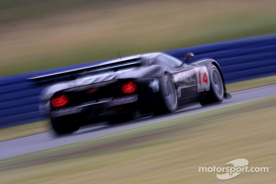#44 Matech GT Racing Ford GT: Thomas Mutsch, Marc Hennerici