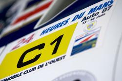 1987 Porsche 962 C Le Mans detail
