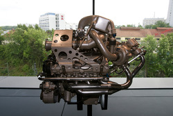 Porsche V8 bi-turbo engine