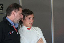 Renger van der Zande and Bruce Jenkins consider their strategy