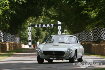 Ferrari 250 GT Lusso 1964, Chris Evans' Magnificent 7