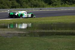 #20 Dyson Racing Team Lola B09 86 Mazda: Butch Leitzinger, Marino Franchitti