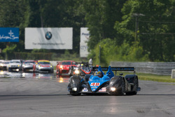 Pace laps: #48 Corsa Motorsports Ginetta-Zytek 09HS Zytek: Johnny Mowlem, Stefan Johansson