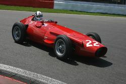 #22 Allan Miles (GB) Maserati 250F CM7, 1958, 2500cc
