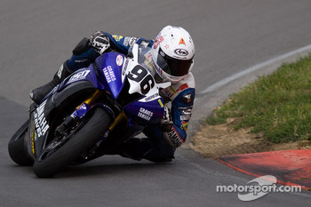 The #96 RPR Racing Yamaha YZF-R6