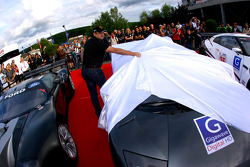 Lamborghini Murcielago RSV 2010 launch