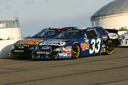 Ron Hornaday and Brendan Gaughan