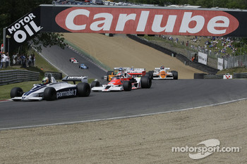 Joaquin Folch, Brabham BT49, Bobby Verdon-Roe, McLaren M26