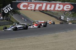 Joaquin Folch, Brabham BT49, Bobby Verdon-Roe, McLaren M26