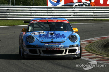 #116 Jetalliance Racing Porsche 997 GT3 Cup: Ryan Sharp, Lukas Lichtner-Hoyer, Vitus Eckert, Martin Rich